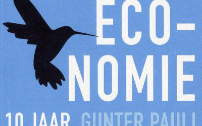 28 November: Gunter Pauli in Almere!